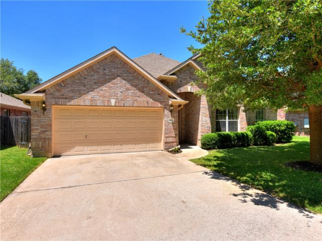 1503 E Park St, Cedar Park, TX 78613 (#1321675) :: Ana Luxury Homes