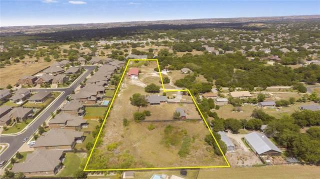 1 Valley Trl, Round Rock, TX 78664 (#1337726) :: The Heyl Group at Keller Williams