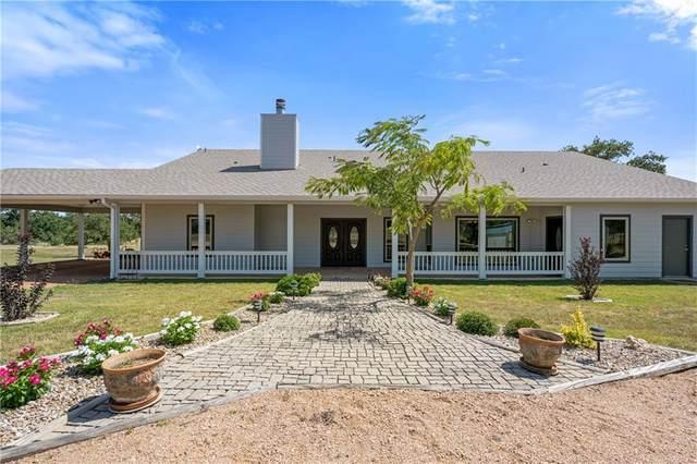 470 French John Creek Rd, Buchanan Dam, TX 78609 (#1342221) :: Papasan Real Estate Team @ Keller Williams Realty