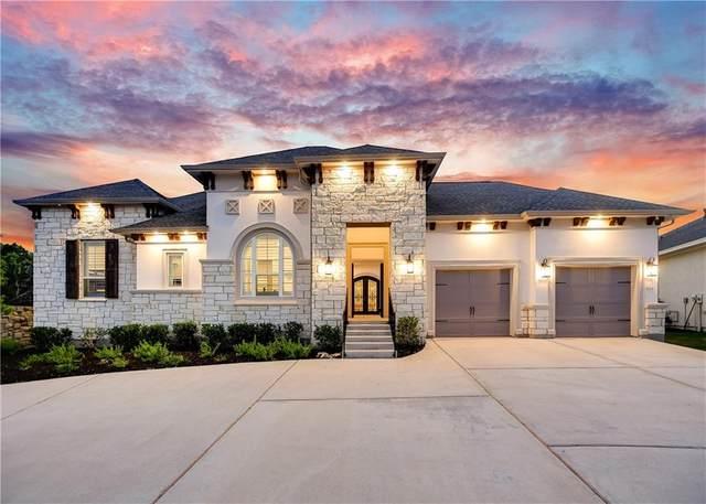 1713 Boscello Ct, Leander, TX 78641 (#1354275) :: Papasan Real Estate Team @ Keller Williams Realty