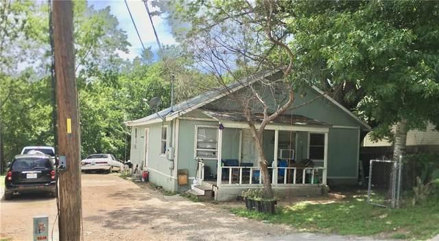 1158 Lott Ave, Austin, TX 78721 (#1369463) :: First Texas Brokerage Company