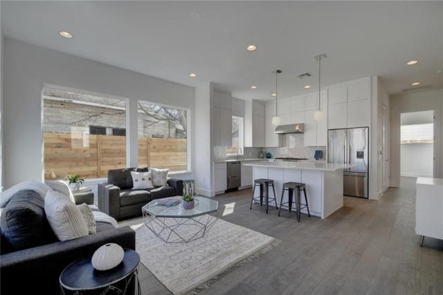1209 1/2 Willow St A, Austin, TX 78702 (#1371459) :: The Perry Henderson Group at Berkshire Hathaway Texas Realty