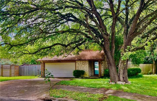 1201 Iron Musket Cv, Austin, TX 78748 (#1371550) :: Papasan Real Estate Team @ Keller Williams Realty