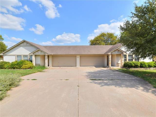 5603 Thunderbird, Lago Vista, TX 78645 (#1374160) :: Ben Kinney Real Estate Team