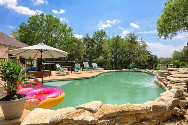 930 Indian Springs Rd, Georgetown, TX 78633 (#1374812) :: ORO Realty