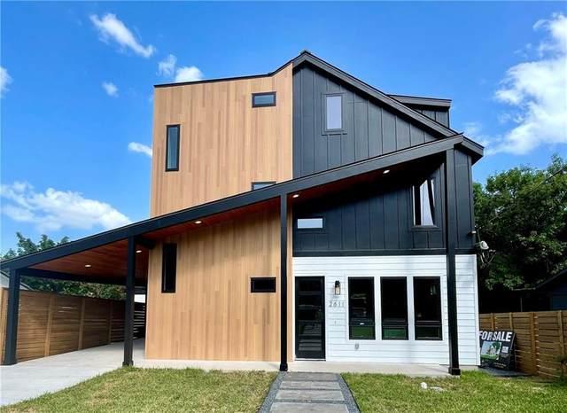 2611 S 2nd St A, Austin, TX 78704 (#1380865) :: Lauren McCoy with David Brodsky Properties