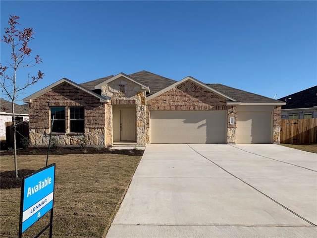 129 Copper Ln, Kyle, TX 78640 (#1381527) :: Ben Kinney Real Estate Team
