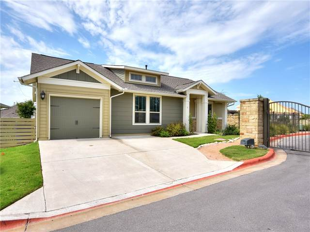 710 Arrow Point Dr #1, Cedar Park, TX 78613 (#1384776) :: The Perry Henderson Group at Berkshire Hathaway Texas Realty