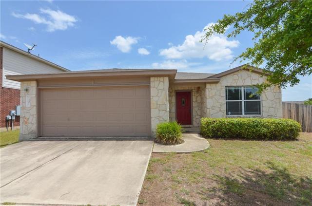 1301 Kenneys Way, Round Rock, TX 78665 (#1386091) :: Amanda Ponce Real Estate Team