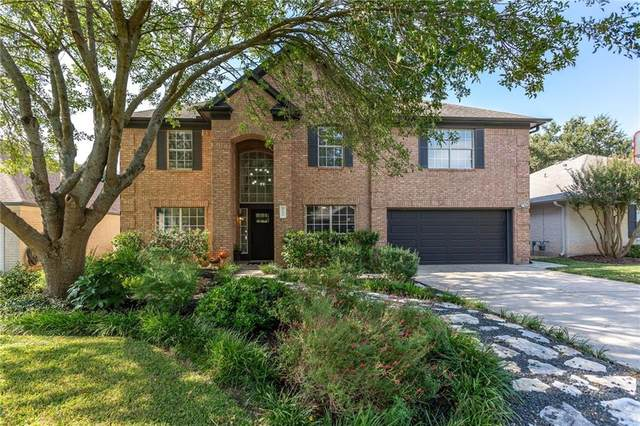 4117 Moss Hollow Dr, Round Rock, TX 78681 (#1388630) :: Lancashire Group at Keller Williams Realty