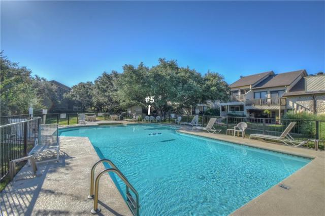 307 Crestview #5, Horseshoe Bay, TX 78657 (#1392059) :: The Perry Henderson Group at Berkshire Hathaway Texas Realty