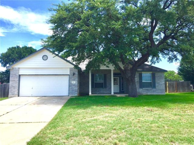168 Cross Bend Dr, Killeen, TX 76543 (#1393404) :: The Smith Team