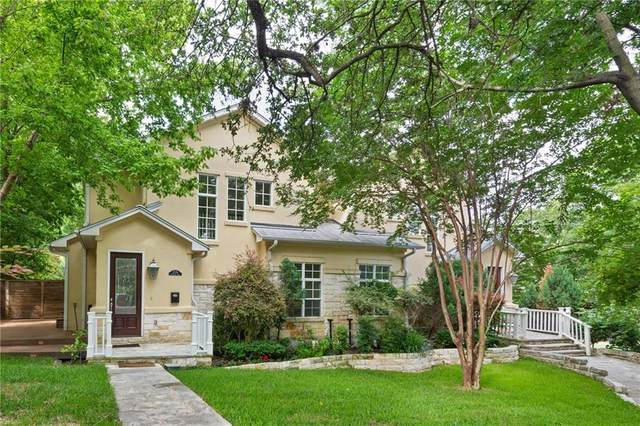 1717 Cromwell Hill A, Austin, TX 78703 (#1396181) :: The Heyl Group at Keller Williams