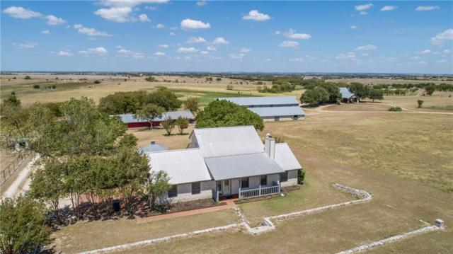 601 County Road 107, Georgetown, TX 78626 (#1396879) :: Ben Kinney Real Estate Team