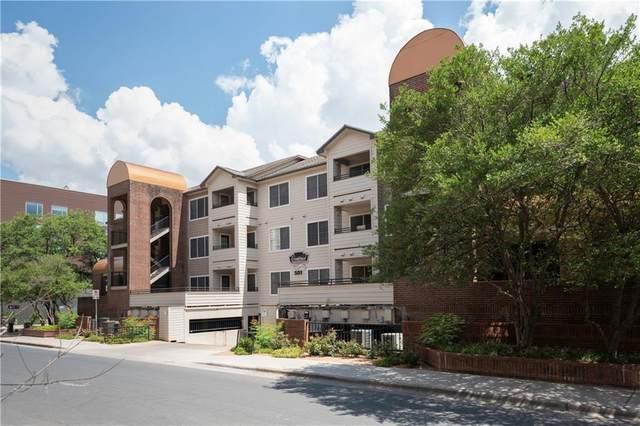 501 W 26th St #107, Austin, TX 78705 (#1398818) :: Cord Shiflet Group