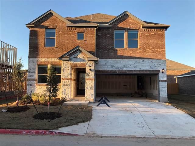 733 Aliso Trail, Leander, TX 78641 (#1401193) :: Ben Kinney Real Estate Team