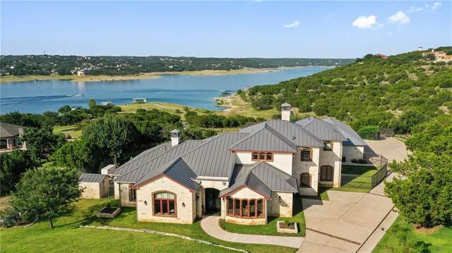 1105 Thurman Bluff Dr, Spicewood, TX 78669 (#1409420) :: Papasan Real Estate Team @ Keller Williams Realty