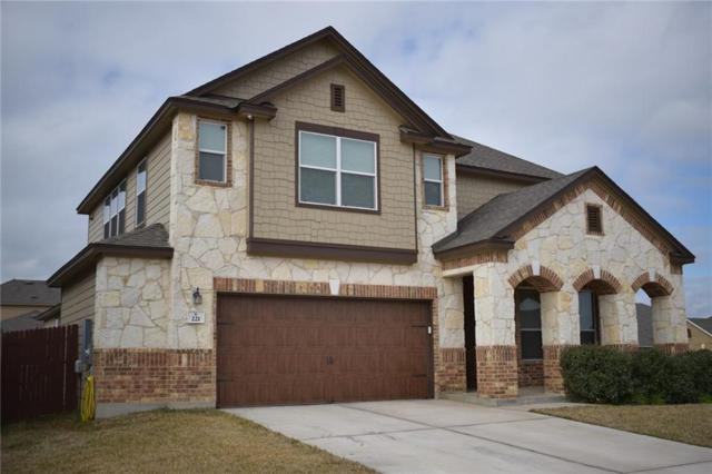 221 Phillips Dr, Kyle, TX 78640 (#1416675) :: Ana Luxury Homes