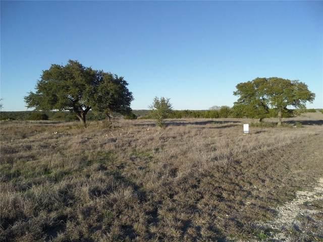0 Whitetail Rdg, Bertram, TX 78605 (#1423374) :: The Heyl Group at Keller Williams
