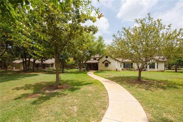 200 Wylie Kuykendall Ln, Kyle, TX 78640 (#1423566) :: Lauren McCoy with David Brodsky Properties