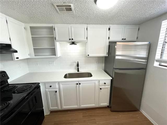 2500 Burleson Rd #201, Austin, TX 78741 (#1426429) :: Papasan Real Estate Team @ Keller Williams Realty
