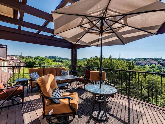 2601 N Quinlan Park Rd #512, Austin, TX 78732 (#1434993) :: The Perry Henderson Group at Berkshire Hathaway Texas Realty
