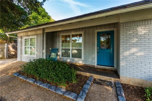 3811 Byron Dr, Austin, TX 78704 (#1435603) :: The Heyl Group at Keller Williams