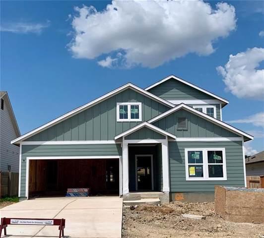 612 Goldenwave Way, Liberty Hill, TX 78642 (#1469406) :: Ana Luxury Homes