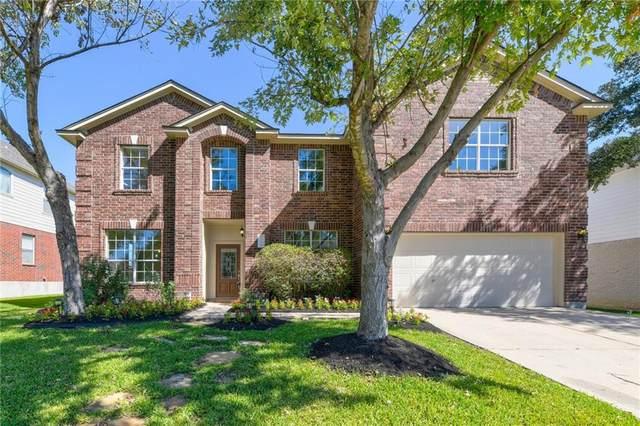 7104 Avignon Dr, Round Rock, TX 78681 (#1469451) :: Ben Kinney Real Estate Team