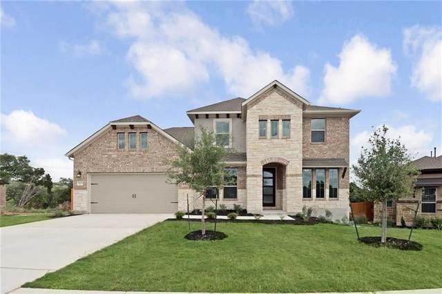 7409 Turnback Ledge Trl, Lago Vista, TX 78645 (#1470273) :: All City Real Estate