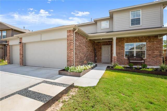 136 Orchard Ln, Kyle, TX 78640 (#1473232) :: Lucido Global