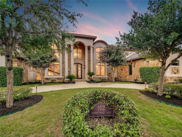 102 Copper Point Cv, Georgetown, TX 78628 (#1481688) :: KW United Group