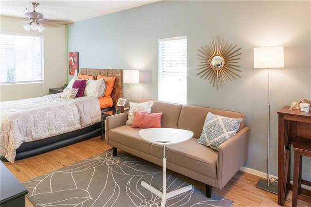4209 Avenue B Ave #105, Austin, TX 78751 (#1482740) :: The Perry Henderson Group at Berkshire Hathaway Texas Realty