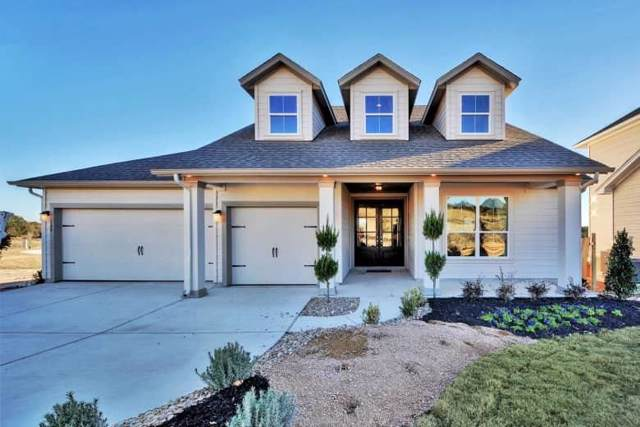 108 Orchard Park, Liberty Hill, TX 78642 (#1484723) :: The Perry Henderson Group at Berkshire Hathaway Texas Realty