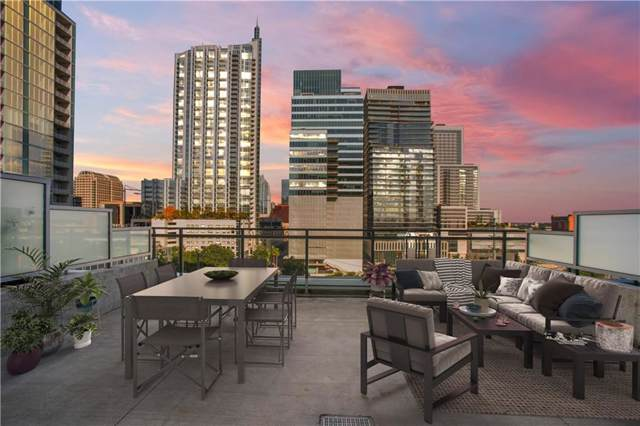 222 West Ave #1003, Austin, TX 78701 (#1488403) :: Ana Luxury Homes