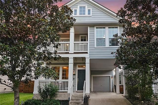 2709 Kinney Oaks Ct, Austin, TX 78704 (#1510239) :: Papasan Real Estate Team @ Keller Williams Realty
