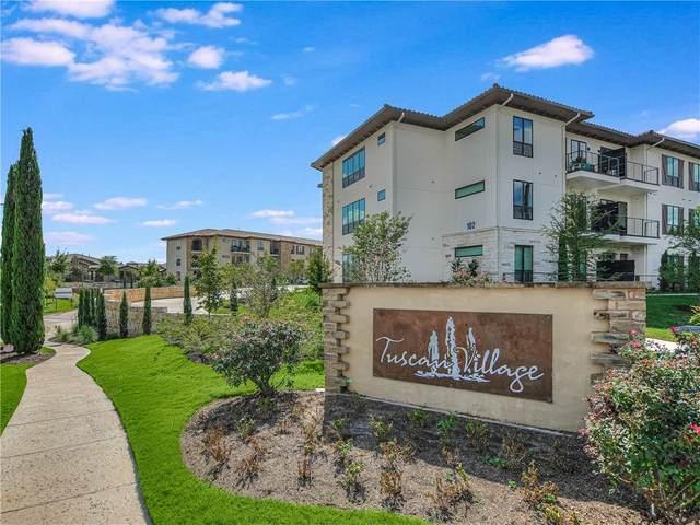 106 Bella Toscana Ave #3102, Lakeway, TX 78734 (#1511510) :: Lauren McCoy with David Brodsky Properties