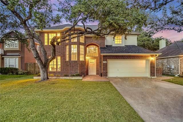 2706 Little Elm Trl, Cedar Park, TX 78613 (#1515467) :: Ben Kinney Real Estate Team