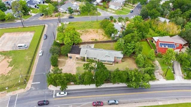 2500 Rosewood Ave, Austin, TX 78702 (#1516307) :: Papasan Real Estate Team @ Keller Williams Realty