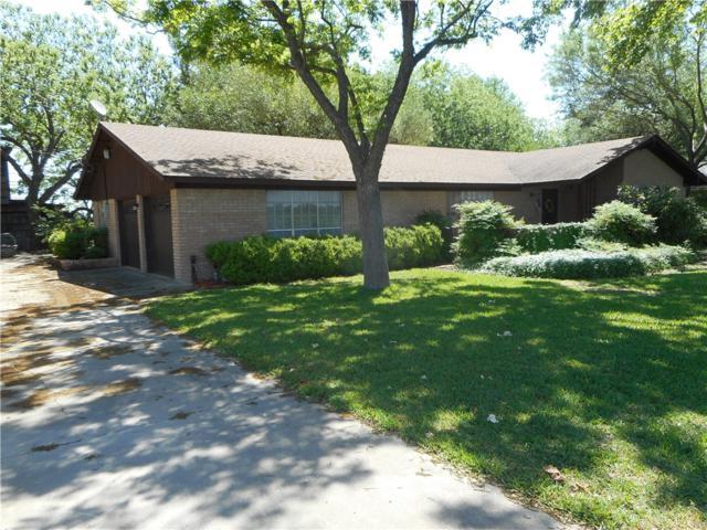805 S Willis St, Granger, TX 76530 (#1524224) :: Ana Luxury Homes