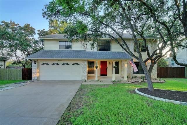 6305 Heron Dr, Austin, TX 78759 (#1529410) :: Papasan Real Estate Team @ Keller Williams Realty