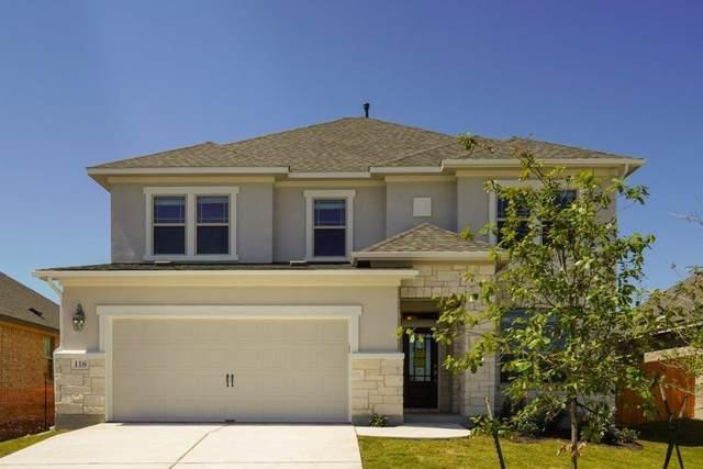 116 Eagle Ford Dr, Kyle, TX 78640 (#1531956) :: Papasan Real Estate Team @ Keller Williams Realty