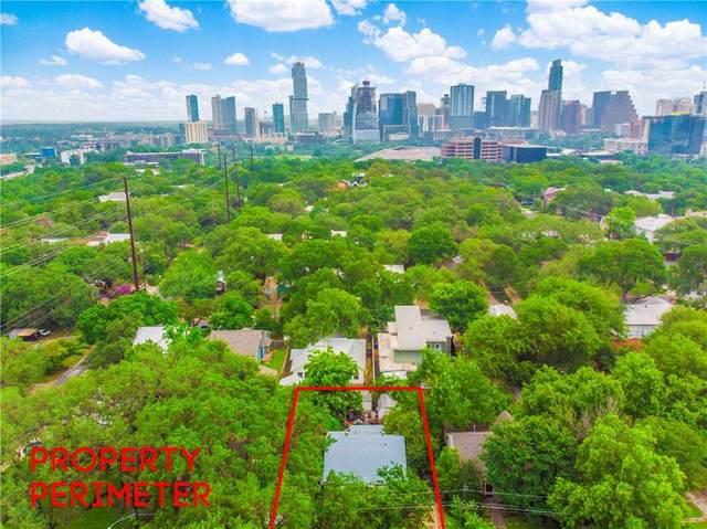 908 Columbus St, Austin, TX 78704 (#1564832) :: Papasan Real Estate Team @ Keller Williams Realty