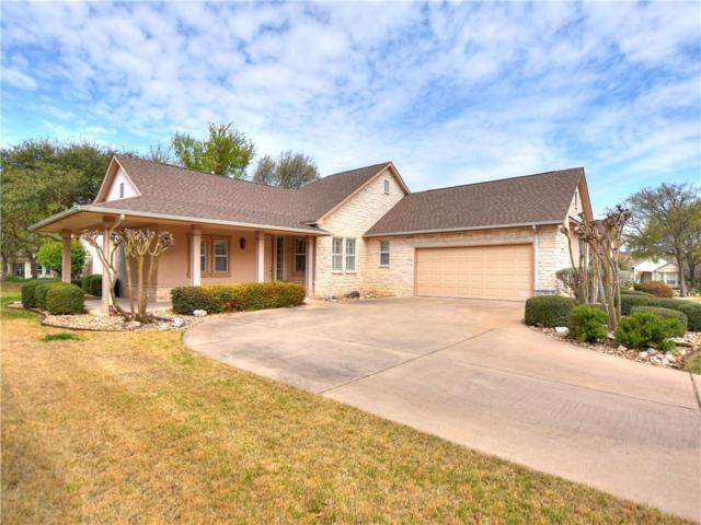 140 Running Water St, Georgetown, TX 78633 (#1574564) :: The Perry Henderson Group at Berkshire Hathaway Texas Realty