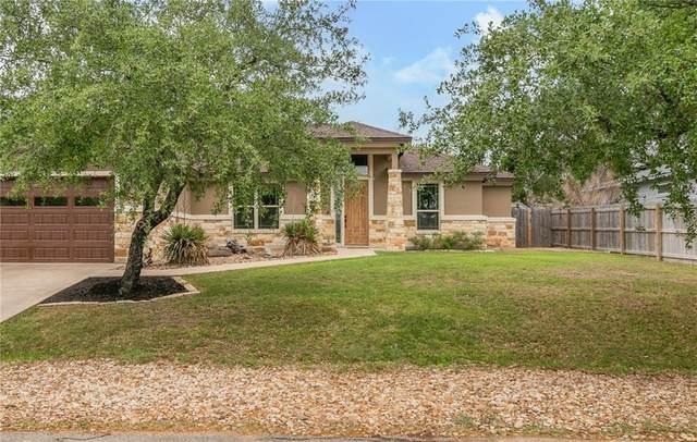 5409 Hitching Post, Lago Vista, TX 78645 (#1586650) :: Zina & Co. Real Estate