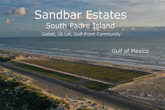 13 Sandbar Ln, South Padre Island, TX 78597 (#1588673) :: Lucido Global