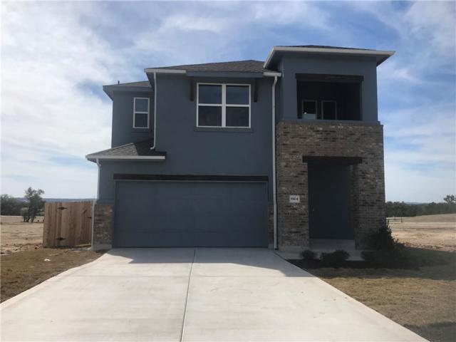 8104 Prairie Rye Dr, Lago Vista, TX 78645 (#1600340) :: The ZinaSells Group
