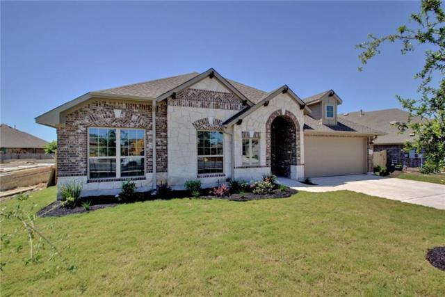 129 West Highfield St, Hutto, TX 78634 (#1602642) :: NewHomePrograms.com LLC