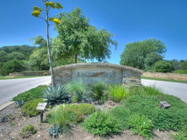 lot 59 Eagle Ridge, Burnet, TX 78611 (#1611789) :: Papasan Real Estate Team @ Keller Williams Realty