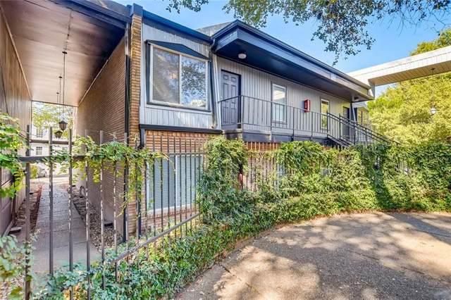 2020 S Congress Ave #2220, Austin, TX 78704 (#1618381) :: Green City Realty